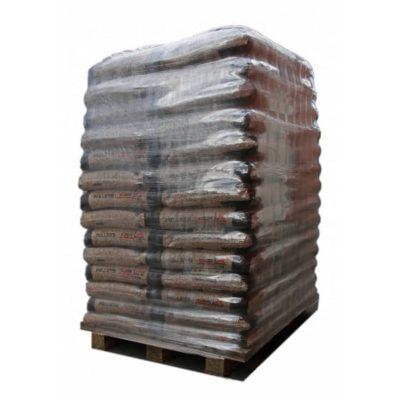 Pelletspalette aus Kiefer für Öfen